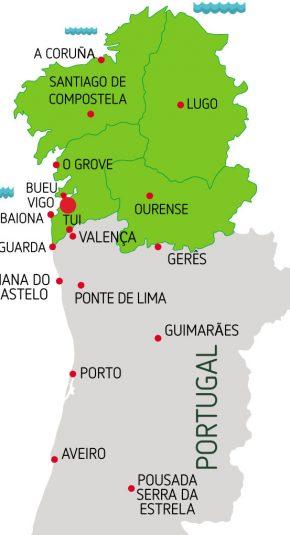 Galicia Y Portugal